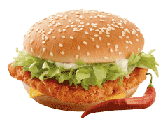 spicy McChicken