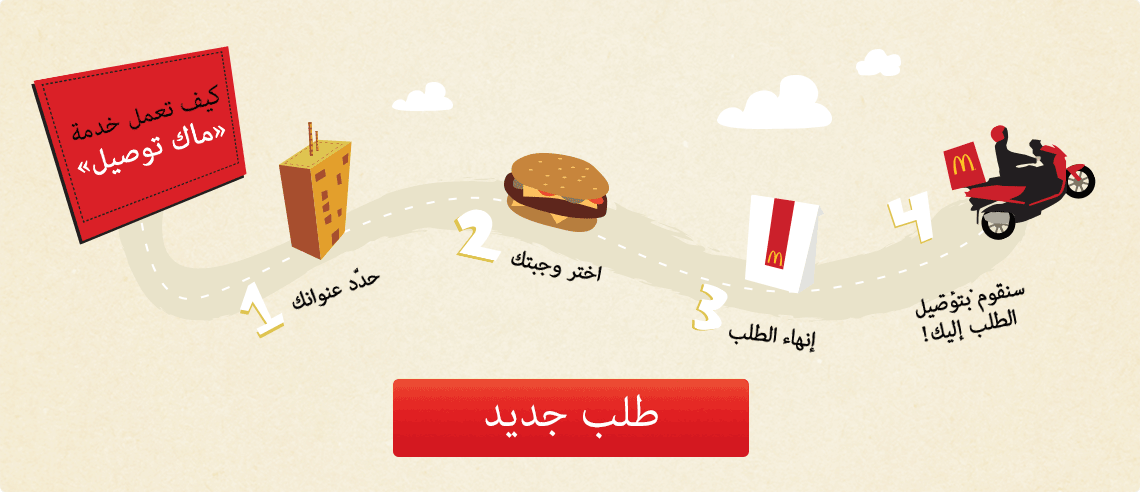 McDelivery™ Kuwait